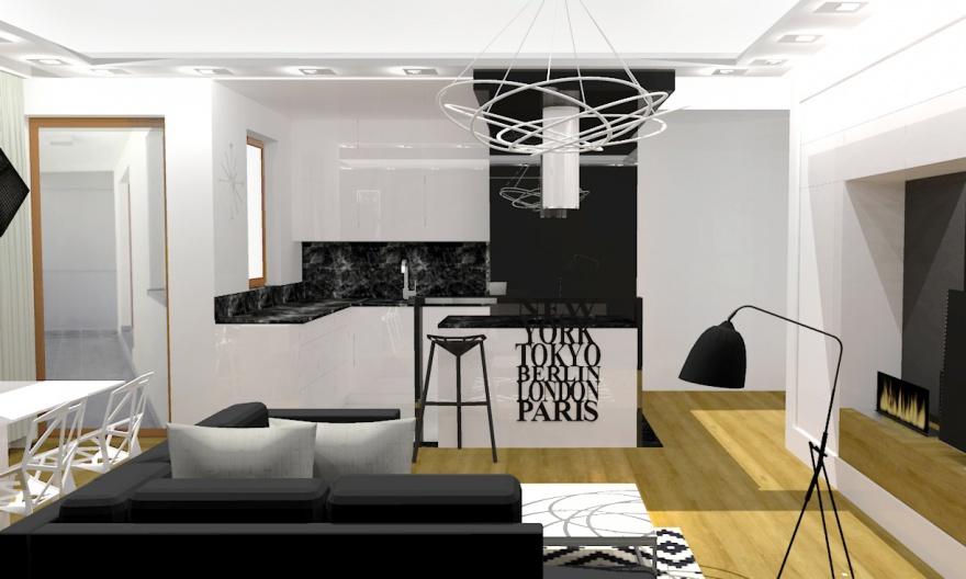Czarno-biały NY | Black and White NY